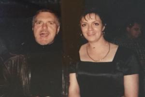 Lisa B and Billy Thorpe