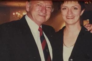 Lisa B and Doug Walters
