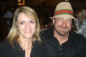 Lisa B and Frank Kern