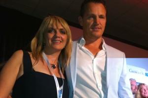 Lisa B and Jamie Mcintyre