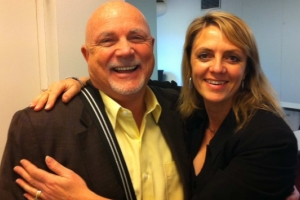 Lisa B and Mal Emery