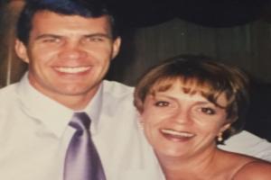 Lisa B and Mark McGaw